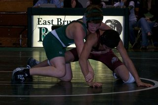 East Brunswick Wrestling Kyle Mascola - click for larger image