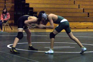 East Brunswick Wrestling