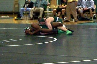 East Brunswick Wresting