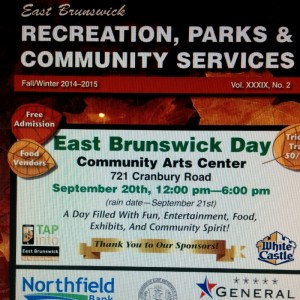 East Brunswick Day