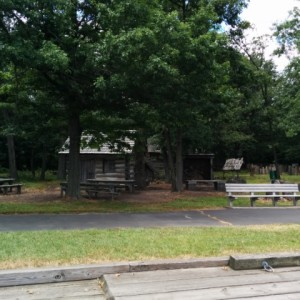 Fort Lee historical reconstructions
