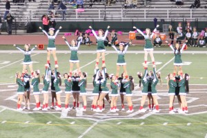East Brunswick Cheerleaders