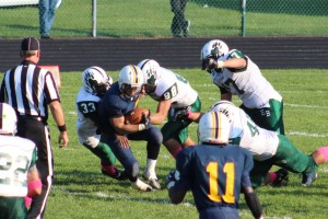 East Brunswick Football - Defense