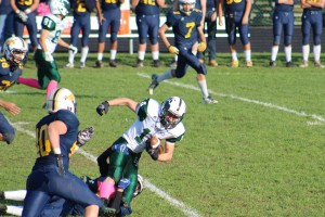 East Brunswick Football - Aidan Werder