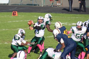 East Brunswick Football - Kevin Hemmings Pass