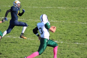 East Brunswick Football - Kevin Hemmings Touchdown Run