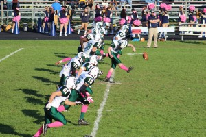 East Brunswick Football - Kickoff Team