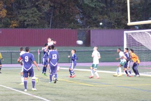 East Brunswick Boys Soccer