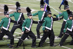 East Brunswick Band - Monroe Game