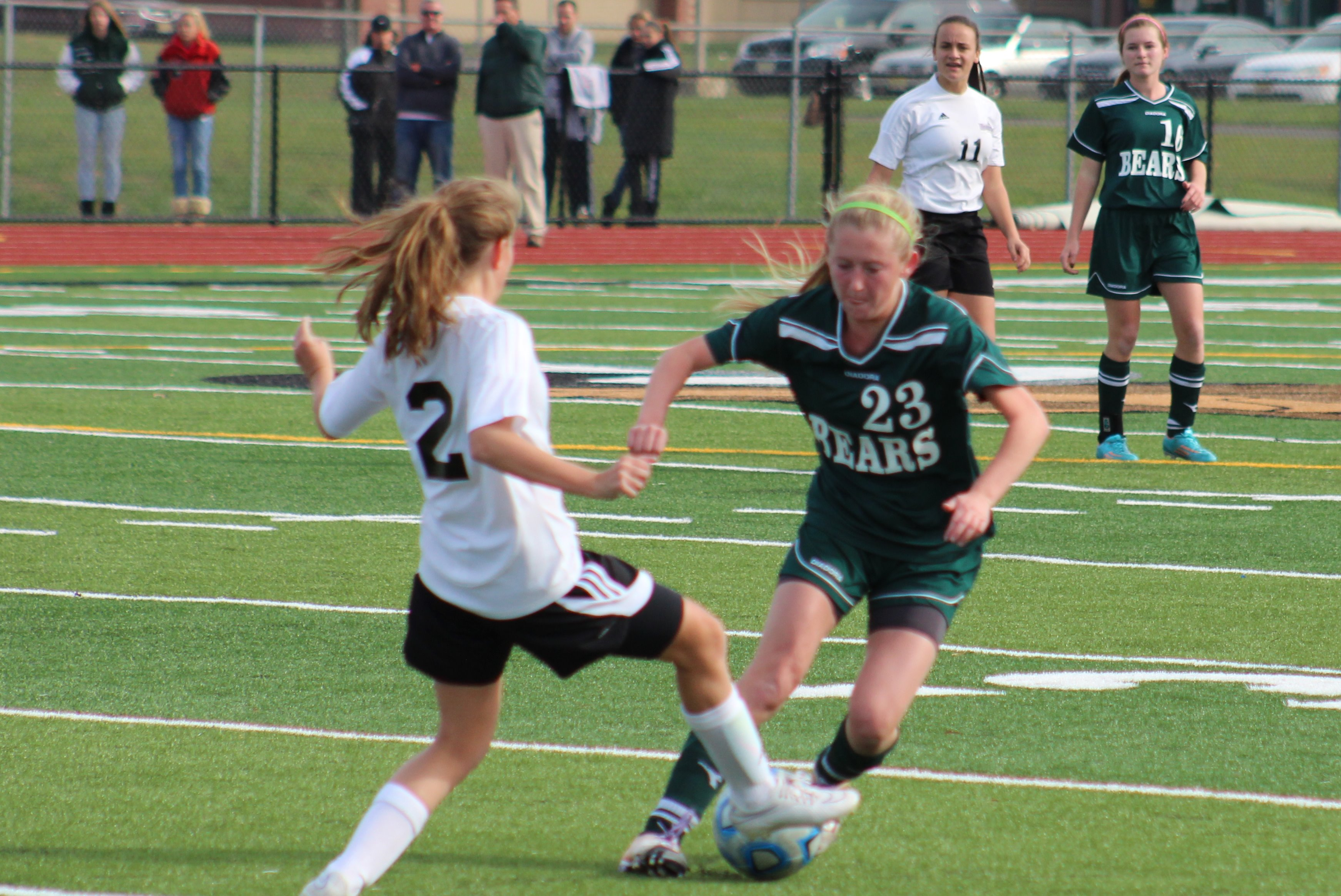 east brunswick girls East brunswick's krinsky and old bridge's adams share hnt girls soccer player of the year honors.