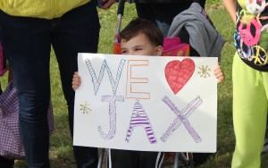 East Brunswick Parade for Jax